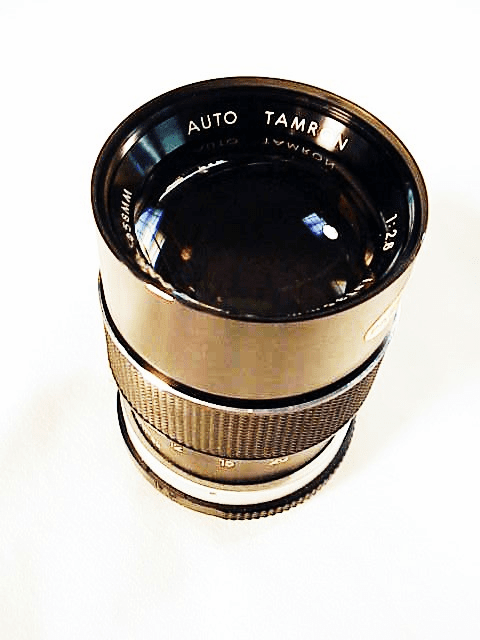 135mm f2.8 Tamron Adaptall Mount Lens (Adaptall mount required)