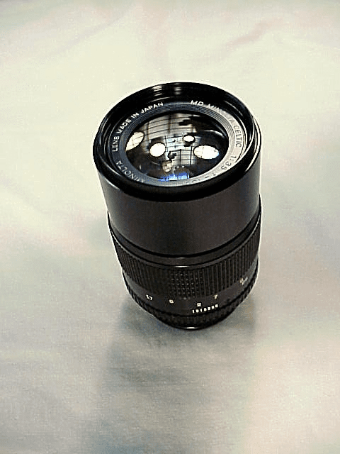 135mm f3.5 MD Celtic Lens