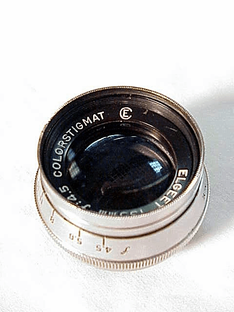 135mm f4.5 Colorstigmat Enlarging Lens (No 1)