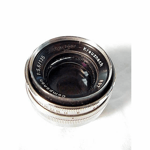 135mm f4.5 Schneider Componon Enlarging Lens (No 5)