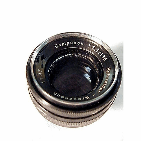 135mm f5.6 Componon Enlarging Lens (No 6)