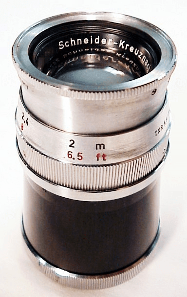 150mm f5.5 Tele-Xenar for Pentacon