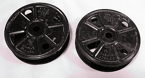 "16mm 2 7/8"" Projector Reels (two)"