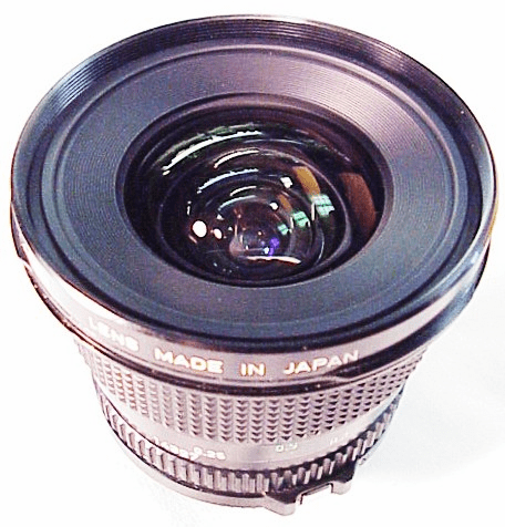 20mm f2.8 Canon Brand New Style  Mount for FD