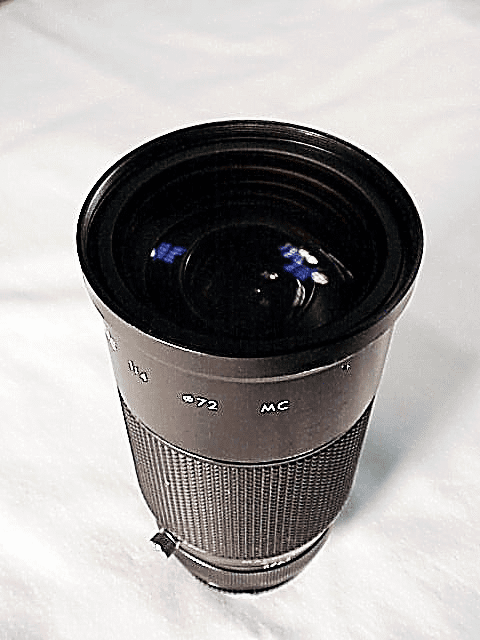 28-210mm f4-5.6 Kiron Lens for Konica