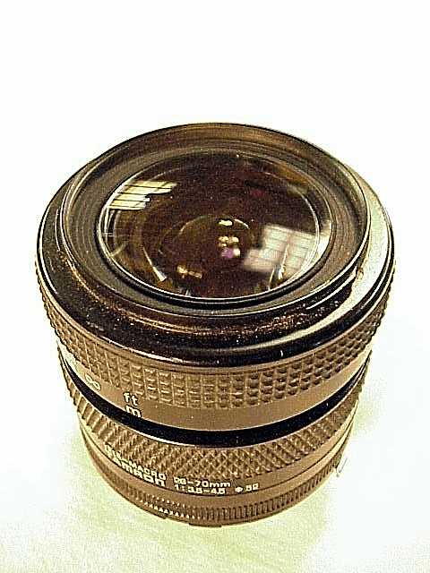 28-70mm f3.5-4.2 Tamron Lens (adaptall 2 Mount required)
