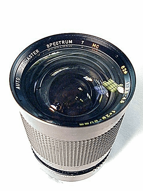 28-80mm f3.5-4.5 Promaster Brand Lens for Konica