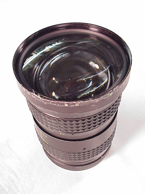 28-80mm f3.5 Makinon Zoom for Konica