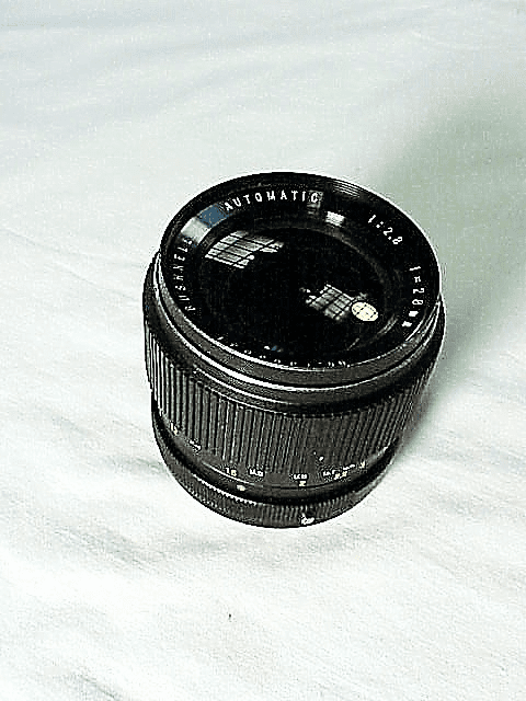 28mm f2.8 Bushnell Brand for Konica Cameras