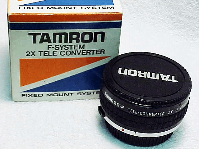 2X 4 element doubler by Tamron for Olympus (New)