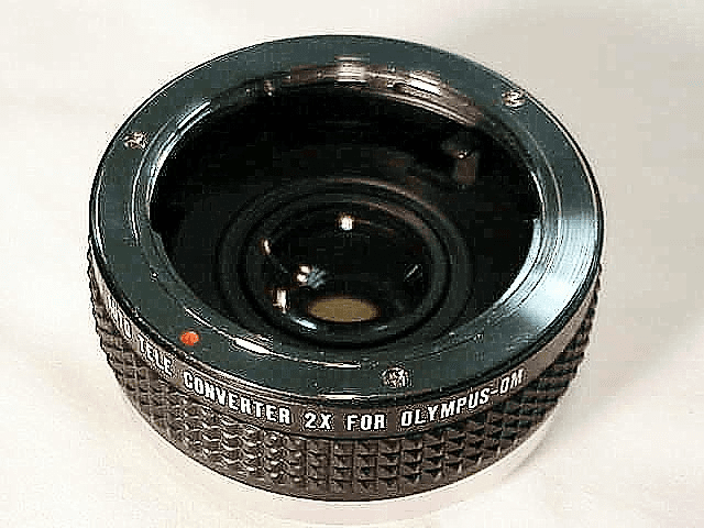 2X CPC Multicoated Doubler for Olympus Cameras