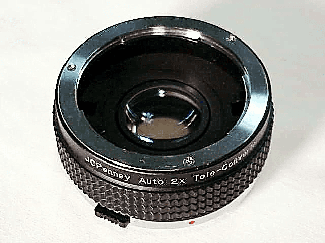 2X JCPenny Doubler for Olympus Cameras