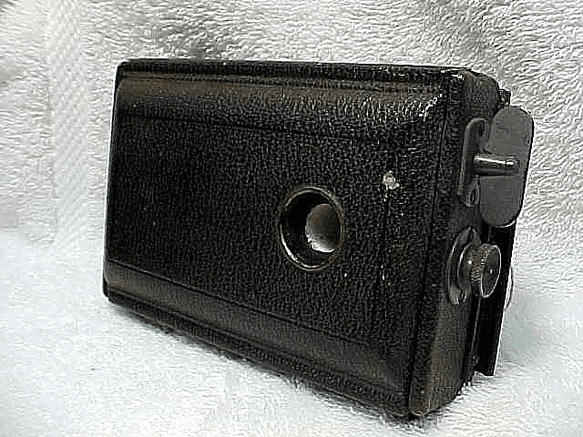 3 1/4 x 2 1/4 GRAFLEX 1922 Roll Holder Adapted to 120 Film
