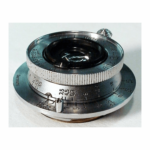 3,5cm f3.5 Elmar (SOLD with a body over $600 ONLY)
