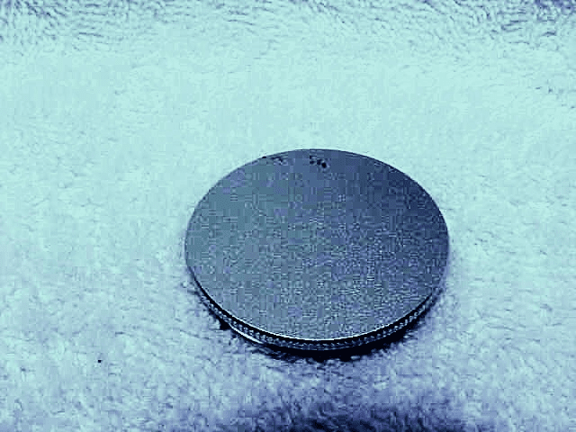 30.5mm Metal Cap for f2.8 Sonnar Lenses on Rollei 35 Cameras