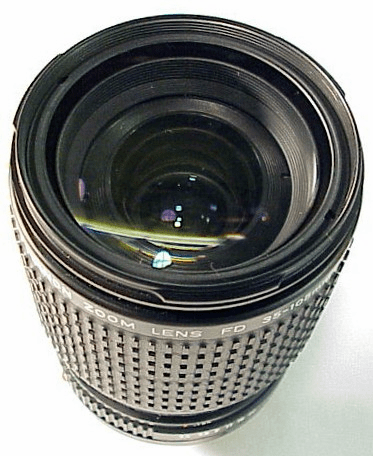 35-105mm f3.5-4.5 Canon FD (New Style)