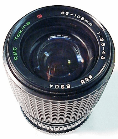 35-105mm f3.5-4.5 RMC Tokina for Pentax K