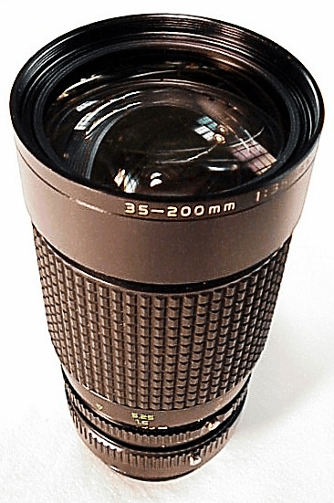 35-200mm f3.5-4.5 Tokina ATX for Konica