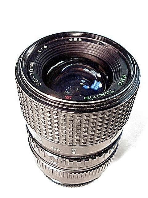35-70mm f4.0 RMC Tokina Lens for Konica