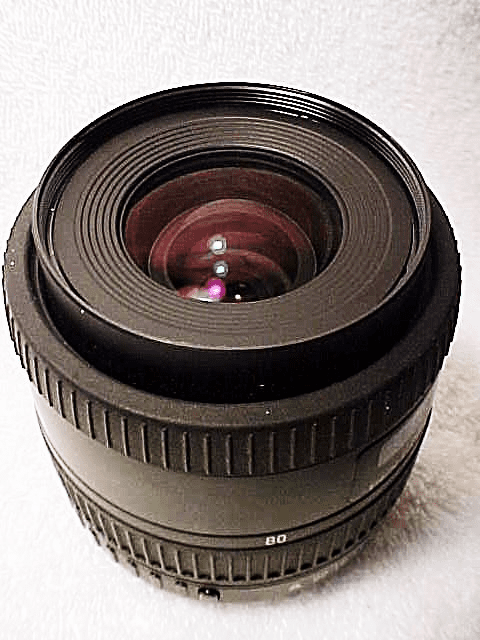 35-80mm f4.0-5.6 SMC A Series Lens for Pentax K Mount