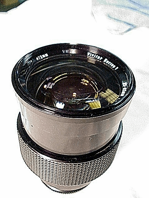 35-85mm f2.8 Vivitar Series I for Konica
