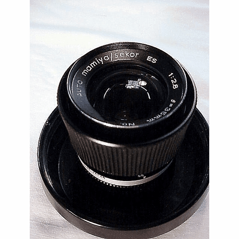 35mm f2.8 Mamiya Sekkor for the MAMIYA auto XTL Camera (bayonet mount)