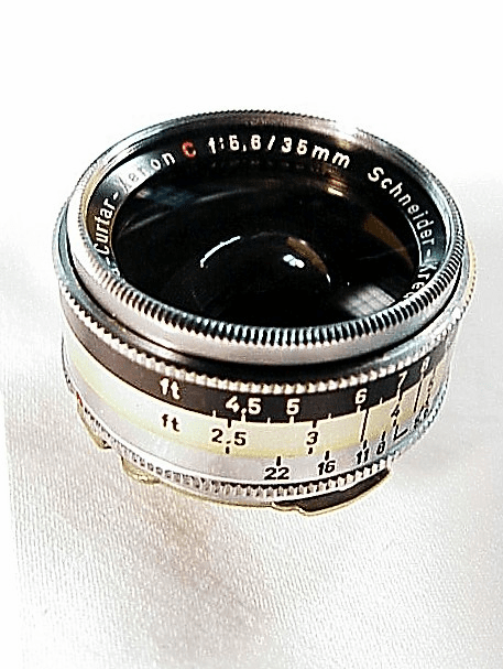 35mm f5.6 Retina Curtar-Xenon-C (for Retina IIIc)