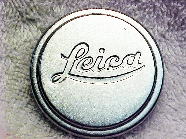 36mm Leica Cap for Elmar or Summaron (No 71)