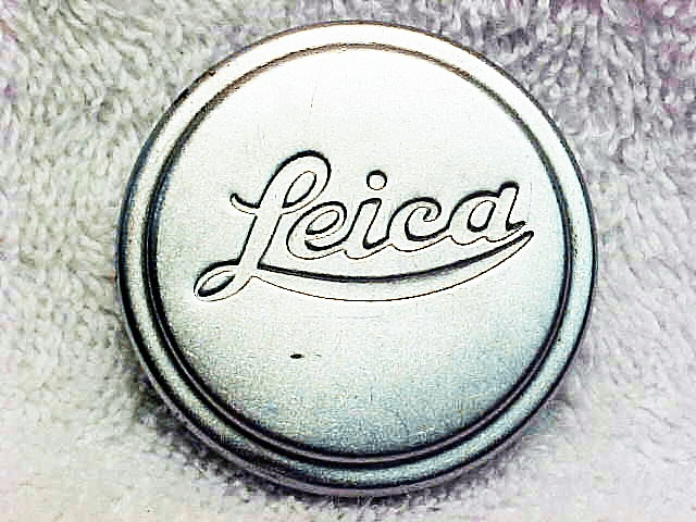 36mm Leica Cap for Elmar or Summaron (No 72)