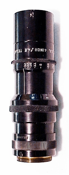 """4"""" f4.5 Telate B&H Co. Chicago C mount Telephoto (No33)"""