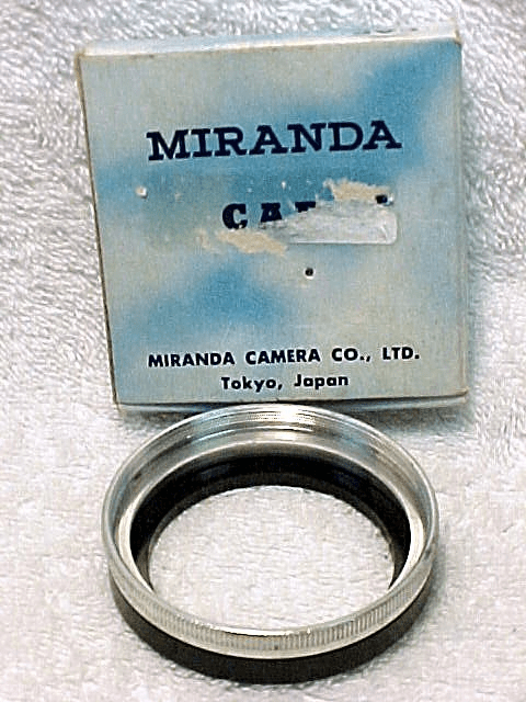 46mm to Series 7 Filter Adapter Ring for Miranda