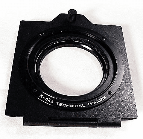 "49mm mount Kenko Technical Filter Holder for 3""x3"" Gel filters"