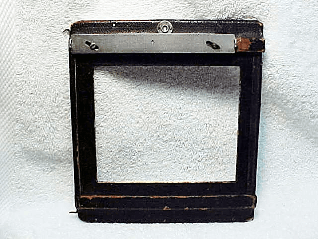 4x5 Graflex Back for GRAFLEX 4x5 Holders (No 59)