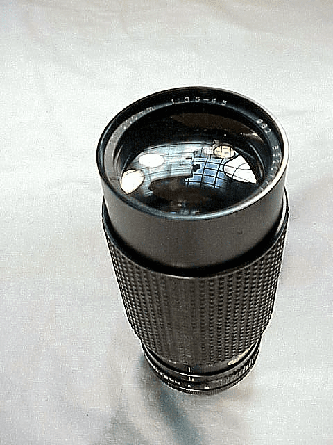 50-200mm 3.5/4.5 RMC Tokina for Canon FD