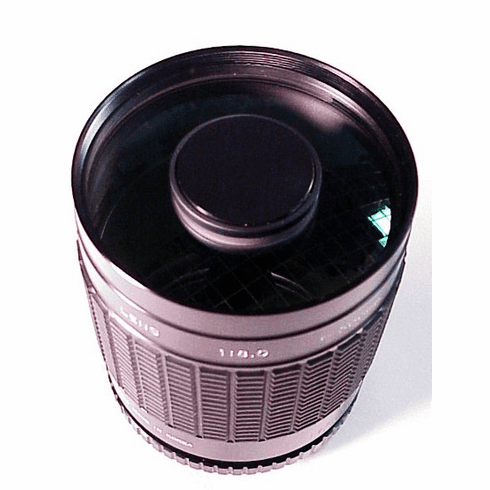 500mm f8 Tmount Mirror Lens HQ Optics