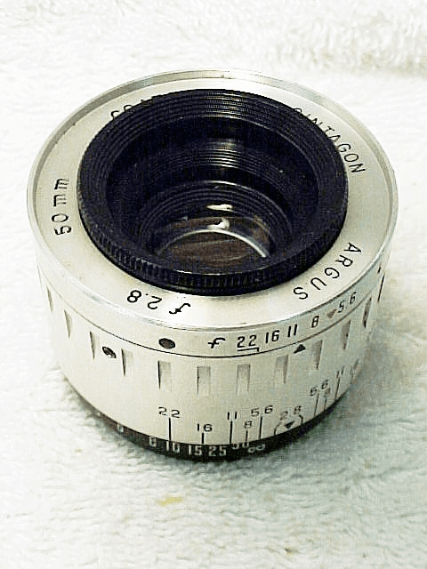50mm f2.8 Cintagon for Argus C44 (No7)