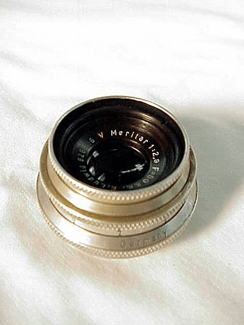 50mm f2.9 by E Ludwig for Exakta (No 22 )