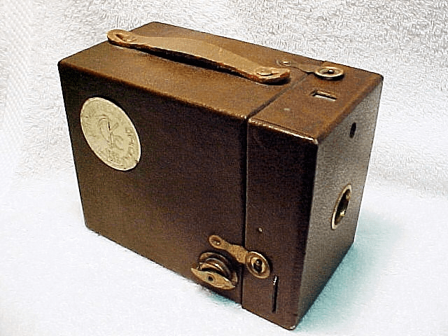 50th Anniversary Kodak Box Camera (for 120 film) (1930 - 1980)