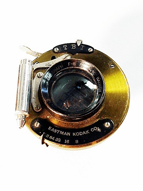 6 1/2 f8 Bausch and Lomb Plantograph (c.1913)