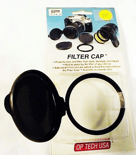 62mm Optech swing out cap (new)