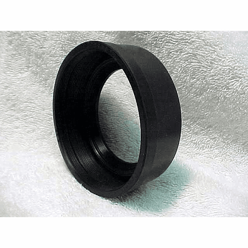 62mm Rollei (35mm??) rubber lens shade for Pro-Tessar