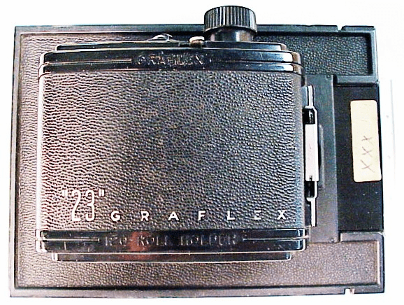 6x9cm format Roll Holder for GRAFLEX 4x5 Super D (or similar)