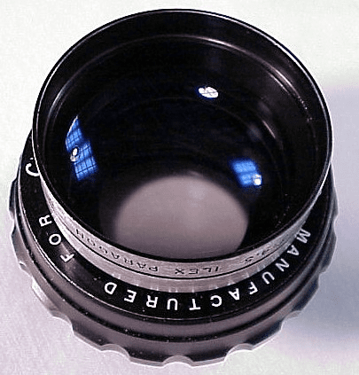 "7 1/2"" (190mm) f4.5 Ilex Paragon in Barrel"