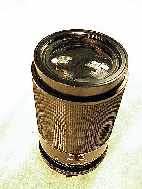 70-150mm f3.5 Tamron Lens (adaptall 2 mount required)