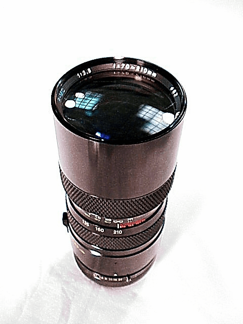 70-210mm f3.5 Access Lens for Canon FD
