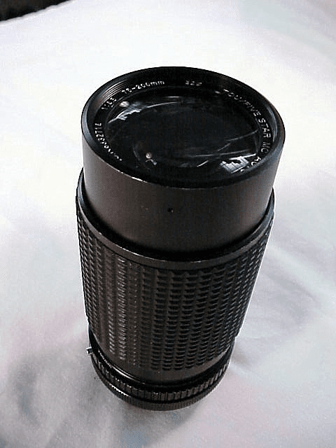 75-200 f4.5 TOU for Canon FD