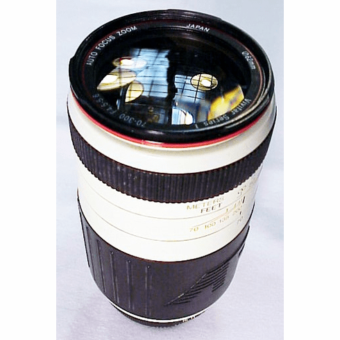 75-300mm f4.5-5.6 Vivitar Series I for Nikon Auto Focus