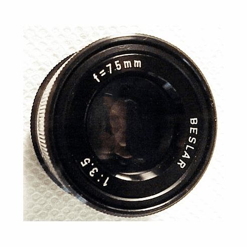 75mm f3.5 Beslar Enlarging Lens (No 21)
