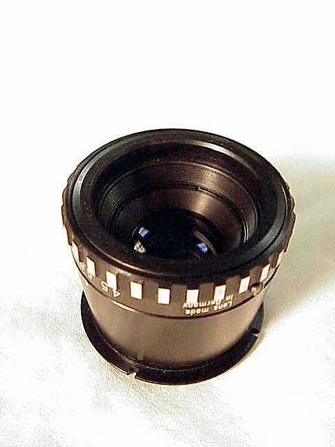 75mm f4.5 Rodenstock Omegar Enlarging Lens (No 12)