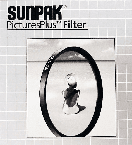 77mm Sunpak Sky Filter (new)